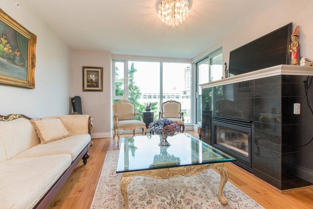 407 560 CARDERO STREET - Coal Harbour Apartment/Condo for sale, 1 Bedroom (R2078394) #2