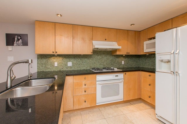 407 560 CARDERO STREET - Coal Harbour Apartment/Condo for sale, 1 Bedroom (R2078394) #9