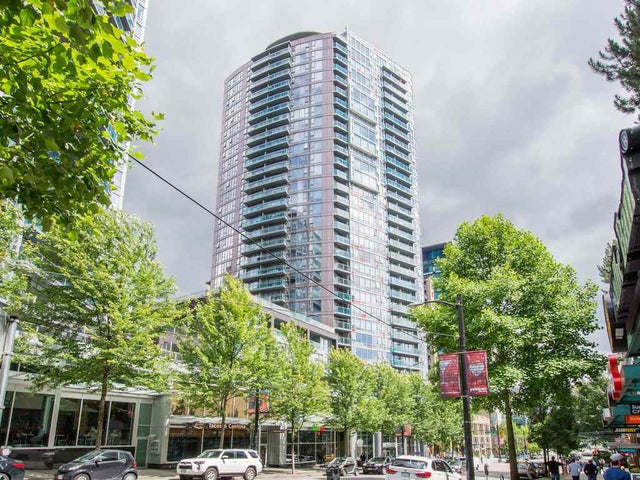 3107 233 ROBSON STREET - Downtown VW Apartment/Condo for sale, 2 Bedrooms (R2081110) #4