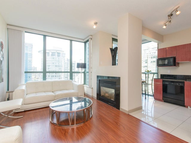 2004 1239 W GEORGIA STREET - Coal Harbour Apartment/Condo for sale, 2 Bedrooms (R2211589) #1