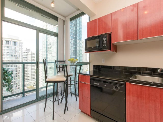 2004 1239 W GEORGIA STREET - Coal Harbour Apartment/Condo for sale, 2 Bedrooms (R2211589) #4