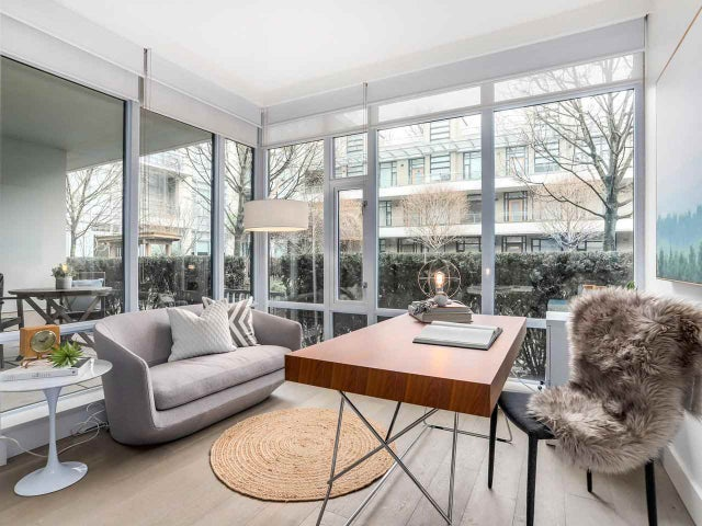 312 77 WALTER HARDWICK AVENUE - False Creek Apartment/Condo for sale, 2 Bedrooms (R2369015) #9