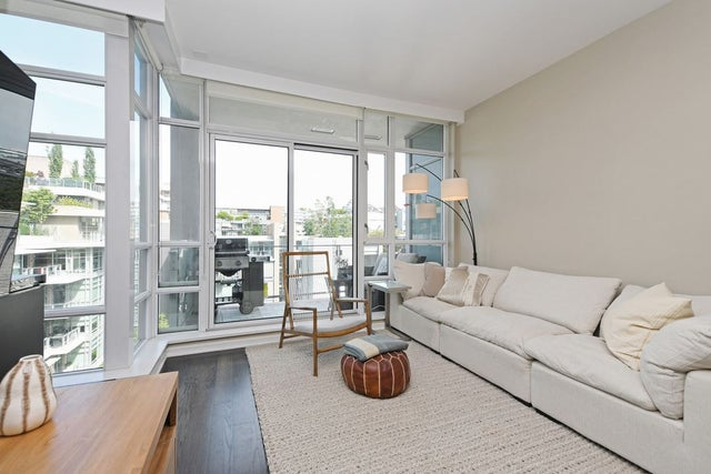 601 1616 COLUMBIA STREET - False Creek Apartment/Condo for sale, 1 Bedroom (R2377269) #5