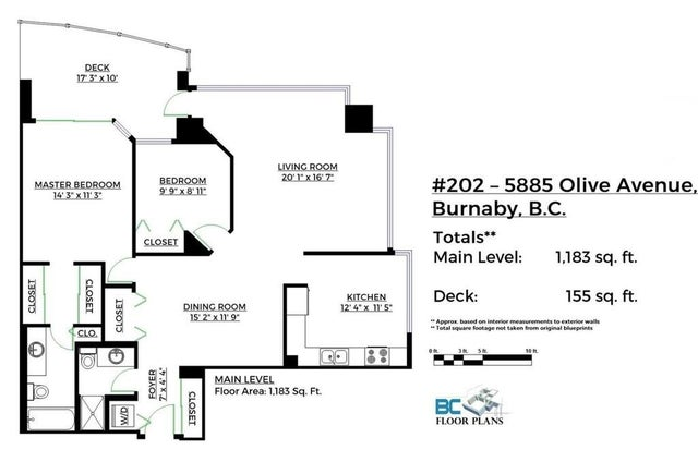 202 5885 OLIVE AVENUE - Metrotown Apartment/Condo for sale, 2 Bedrooms (R2462070) #21